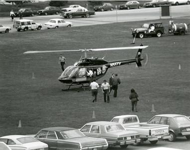 Rodney Brady & KSL Chopper 5