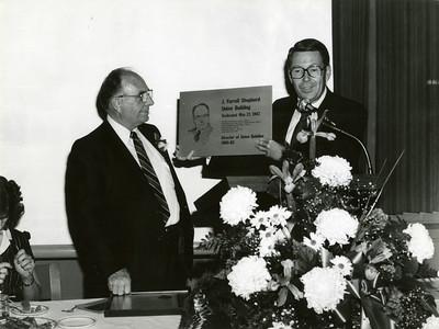 J. Farrell Shepherd, Rodney Brady