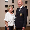 President Colm with his wife Brenda