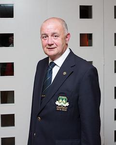President Colm Nagle