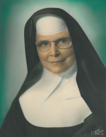 Mother Mary Bernard Graham