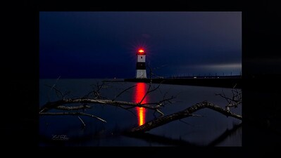 Presque Isle Channel Lighthouse
