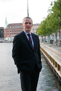 Thomas Østrup Møller, ambassador and under-secretary for Resources and Operations Ministry of Foreign Affairs Denmark, Copenhagen, 2013