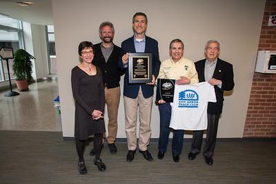 RRCA Ann Arbor Runner Friendly Community Presentation 29 Apr 2016