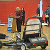 Traffic Programs Section Press Event at N Quincy HS