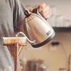 Barista Preparing Gourmet Filter Coffee