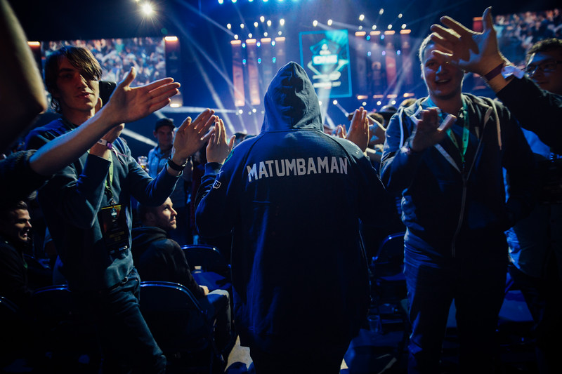 Team Liquid's Matumbaman enters the main-stage