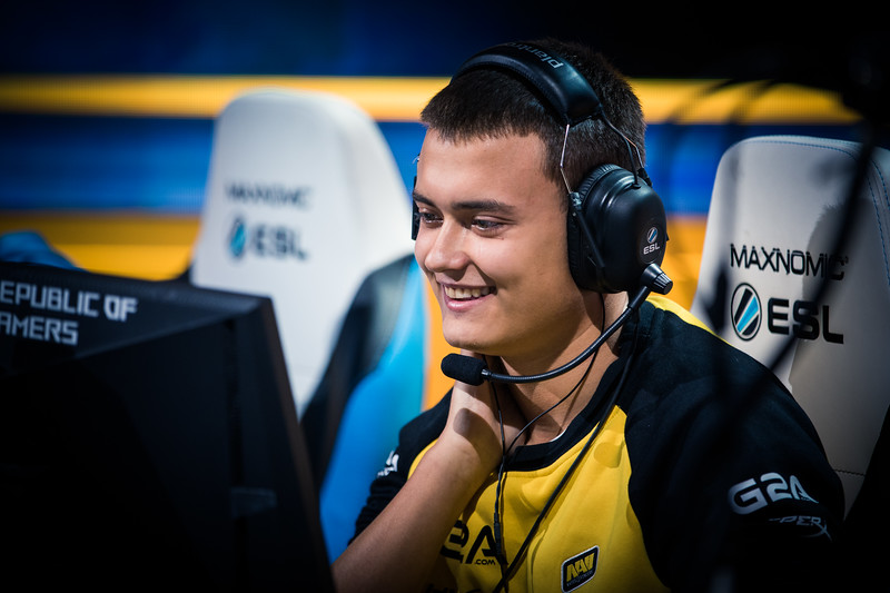 seized of Natus Vincere enjoys the groupstages