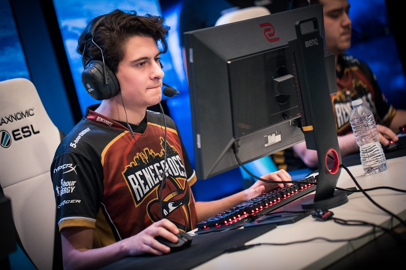 Renegades' Nifty playing in the group stages