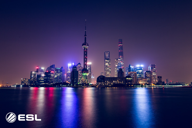 Shanghai: The place the Intel Extreme Masters will be held!