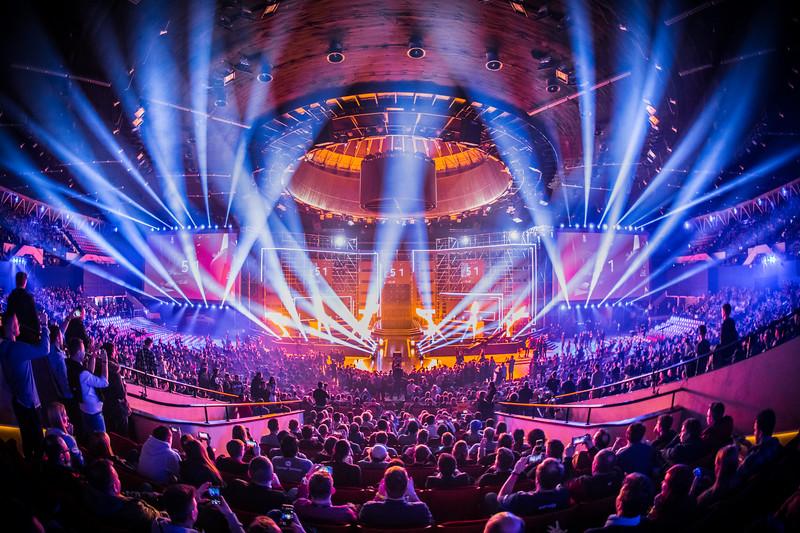 Opening Ceremony, Intel Extreme Masters World Championships Katowice 2017