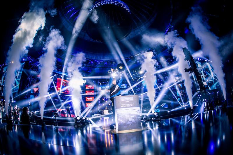 Starcraft's Intel Extreme Masters World Championship Katowice 2017 Winner TY