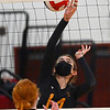 Greely at Cape Elizabeth in volleyball