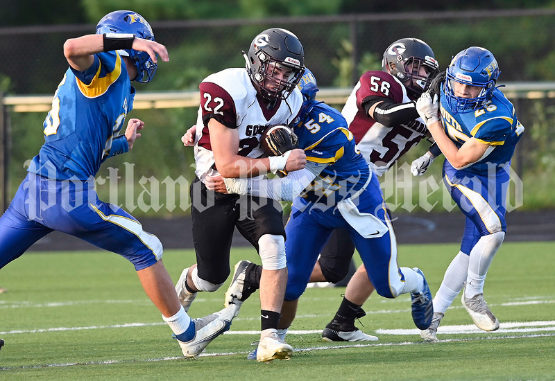 Gorham at Falmouth/Greely