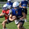Kennebunk football practice