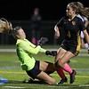 Girls' soccer: York at Cape Elizabeth