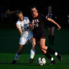 Saint Dominic Academy at North Yarmouth Academy girls soccer