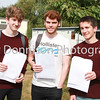 MDEP-18-08-2016-019 A Level results  students Ben Broadley Jordan Askham-Flood & Tom Knapp Diss High School Diss Express