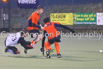 MDEP-10-02-2018-071 Magpies No 63 Stuart Fields scores on of his two goal