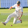 MBFP-06-08-2016-030 Bury v Sudbury Cricket Great Fielding by Bury.  Bury Free Press 06.08.2016