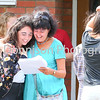 MDEP-18-08-2016-022 A Level results  student Harriet Budds with Mum Sam celebrate Diss High School Diss Express