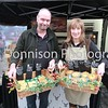 MDEP-08-10-2016-063 A Taste of Harleston Food and Drink Festival Lynn & Steve Tricker of Truly Traceable Venison & Game Pies
