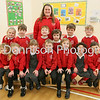 MDEP-17-01-2018-007 Class of the Week. Teacher Rianna Tisbury with the Reception Year, All Saints Primary School, Winfarthing