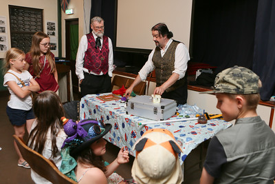 MDEP-07-07-2018-016 The magic show was very popular