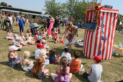 MDEP-07-07-2018-048 The Punch & Judy Show was a kids favourite