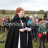 MDEP-13-11-2016-057 Keninghall Tree Planting Remembrance Sunday 2016  Canon Lorraine reads blessing