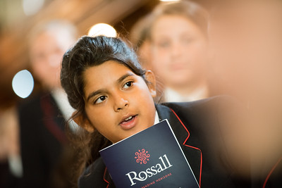 Junior Prize day at Rossall School