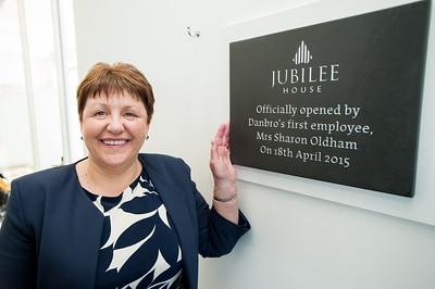 Danbro Jubilee House Opening