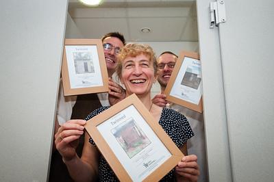 Toilet Twinning Buckshaw Villiage Chorley
