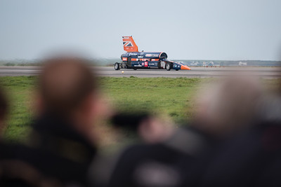 Bloodhound SSC Newquay 2017