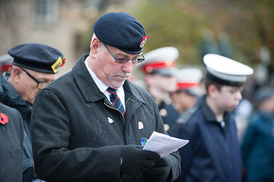 Remembrance Sunday Service Burnley