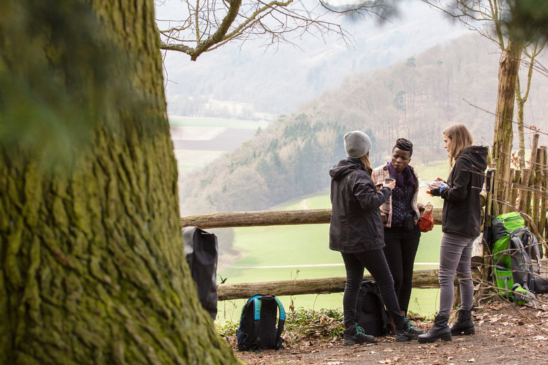 Spring School at NP Kellerwald-Edersee