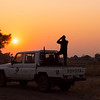 The FZS project car in North Luangwa National Park, Zambia. © Daniel Rosengren / FZS