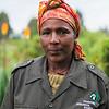 Asefa Sentayhu, FZS cleaner, Bale, Ethiopia. © Daniel Rosengren