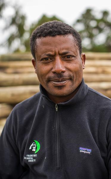 Kebede Tilaye, Community Manager, Bale, Ethiopia. © Daniel Rosengren