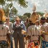 Bundespräsident Joachim Gauck visiting Serengeti National Park, 5 Feb. 2015<br /> © Daniel Rosengren/ZGF