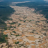 Illegal gold mining