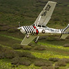 FZS aircraft over Selous