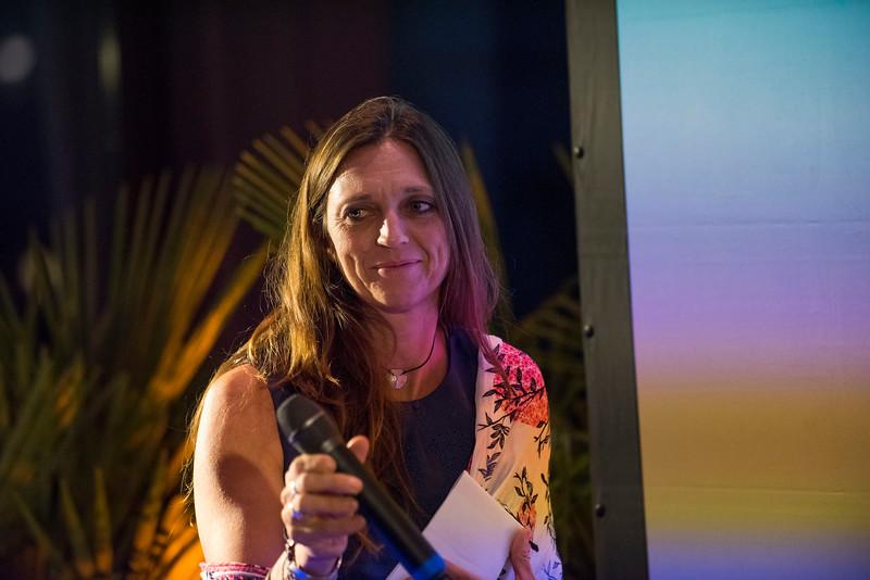 Claire Lewis, winner of the second category Schubert Prize Award, 2016. Zoogesellshaftshaus, Frankfurt, Germany. © Daniel Rosengren