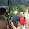 Für Nationalparkleiter Dr. Michael Vogel (rechts) und Ranger Fritz Eder (links) ist die Wildnis wertvoll und Heimat. © wildnis-in-deutschland.de
