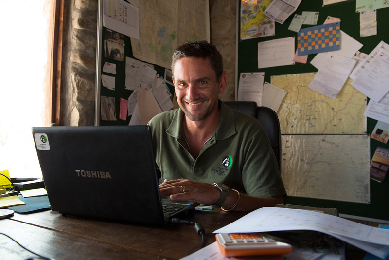 Ed Sayer, North Luangwa Conservation Project