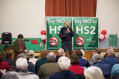 HS2 Public Meeting