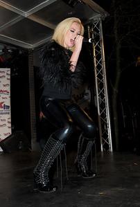 Kitty Brucknell 17/11/11 Stevenage