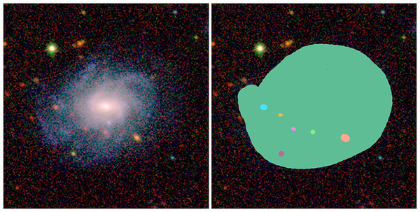 AstroQuest Galaxy Side-by-side