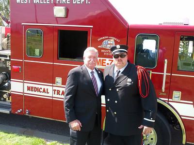 Zackery Hatch, 2012 Paramedic of the Year