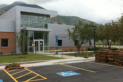 Weber State University Public Safety Building, August 2014